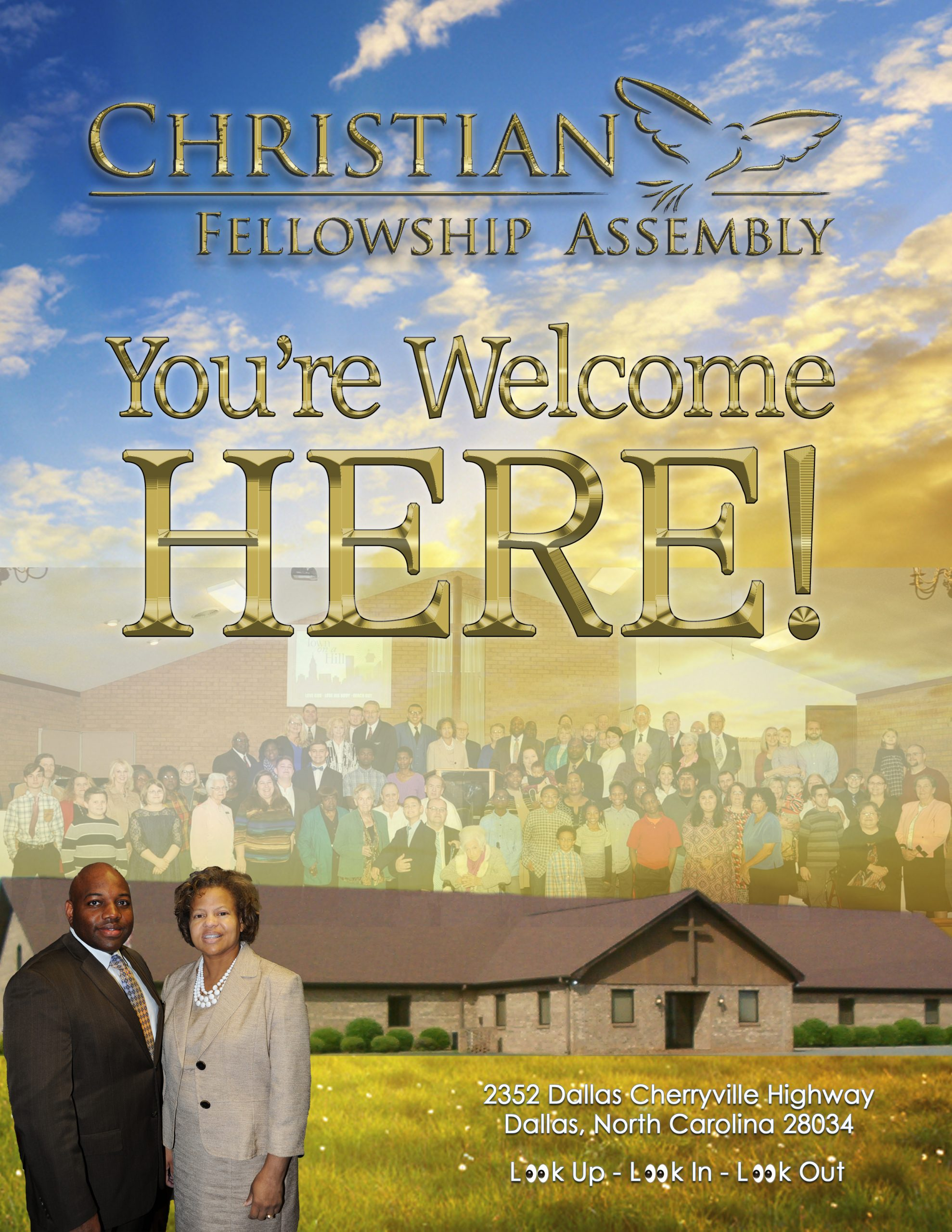 Christian Fellowship Assembly, Dallas, NC